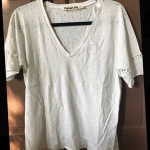 Michael Kors cotton top